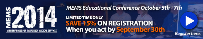 MEMS Educational Conference - October 5th - 7th